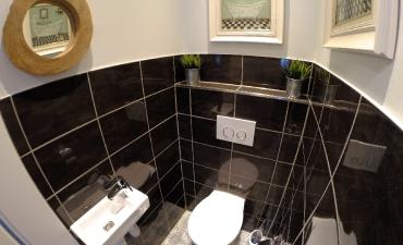 separates, zweites WC