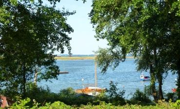 beeindruckender Ostseeblick
